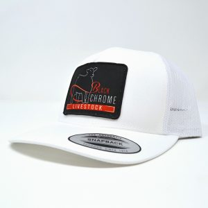 TBS - The Team & Corporate Store - Black Chrome Livestock Hats
